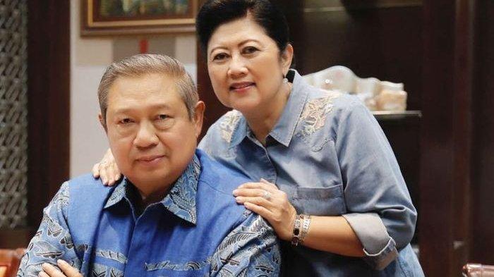 Ani Yudhoyono Tutup Usia Tepat di Hari Lahir Pancasila, Anak & Mantu Temani di Detik-detik Terakhir