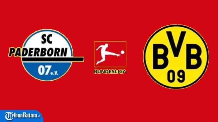 Link Live Streaming Paderborn vs Dortmund Kick Off Pukul 23.00 WIB Live Mola TV