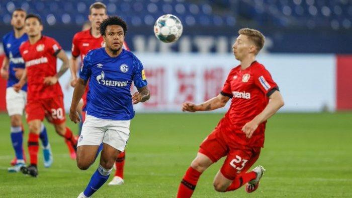 Hasil Bundesliga - Ditahan Imbang Leverkusen, Schalke Perpanjang Rekor Buruk