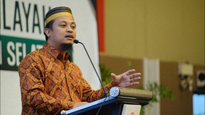 Sosok Andi Sudirman Pengganti Nurdin Abdullah, Gubernur Sulsel Milenial Pertama