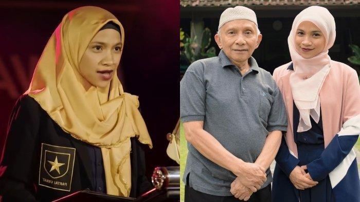 Biodata Tasniem Rais, Istri Ketum Partai Ummat Sekaligus Putri Amien Rais yang Berprestasi