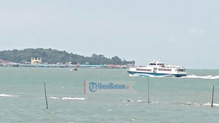 JADWAL Kapal Ferry Tanjungpinang di Pelabuhan Sri Bintan Pura Hari Ini Selasa 9 Maret 2021
