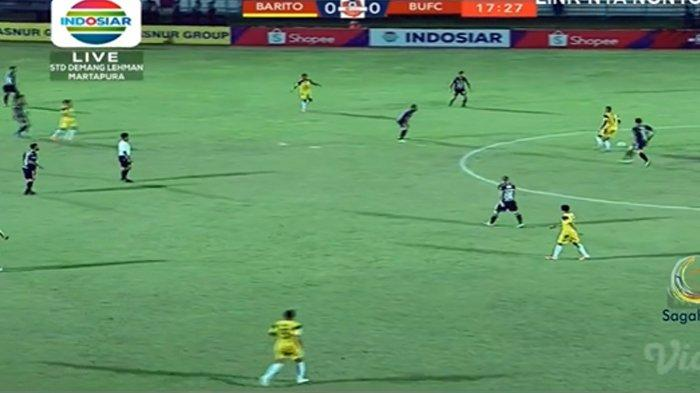 SEDANG BERLANGSUNG Live Streaming Indosiar Barito Putera vs Bali United Liga 1 2019 Malam Ini