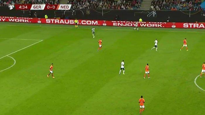 SEDANG BERLANGSUNG Live Streaming Jerman vs Belanda Kualifikasi Euro 2020 di Mola TV