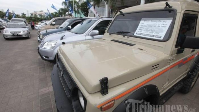 Daftar Harga Mobil Bekas Jelang Akhir Tahun, Dibandrol Rp 60 Jutaan