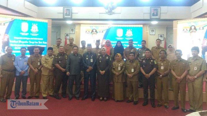 Walikota Tanjungpinang Syahrul Akui Masih Banyak yang Belum Dipaham OPD Terkait TP4D