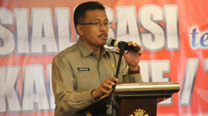 Penerimaan CPNS 2021 Batam, Sekdako Tunggu Kebijakan Pusat soal Pelaksanaan Tes