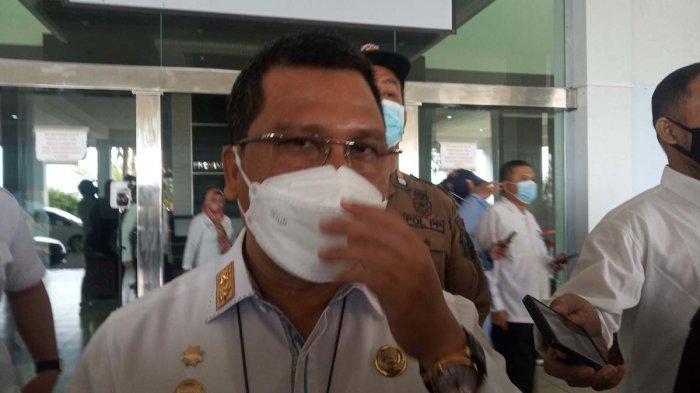 Ketua harian satuan tugas Penanganan Covid dan pemulihan ekonomi Kepri, TS Arif Fadillah.