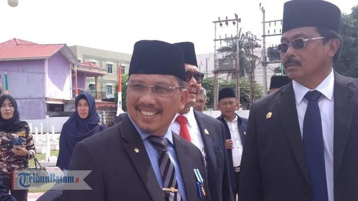 Sekdaprov Kepri TS Arif Fadillah Perintah Kepala Dinas PUPR Hitung Tiang Jembatan 2 yang Keropos