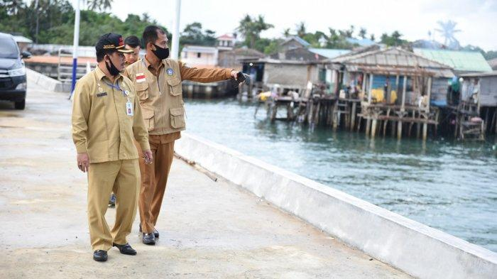 Pelabuhan Mentigi Bikin Bintan Maju, Sekda Minta Mengaktifkan Roro dan Bongkar Muat