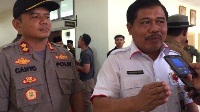 Bakal Dihadiri Sejumlah Menteri, Sekjen BNPP Pantau Persiapan Gerbangdutas di Anambas