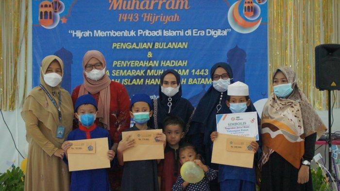 Sekolah Islam Hang Tuah Batam Peringati Tahun Baru Islam, Gelar Beberapa Perlombaan