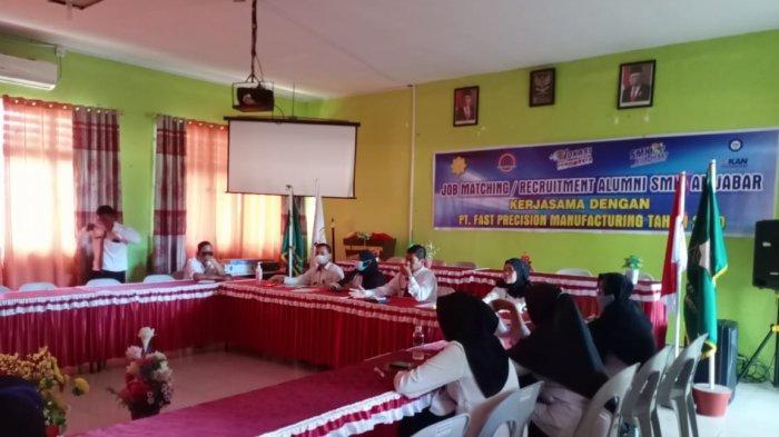 SMK Al Jabar Terima Siswa Baru, Diskon 67 Persen Jurusan Elektro dan Komputer