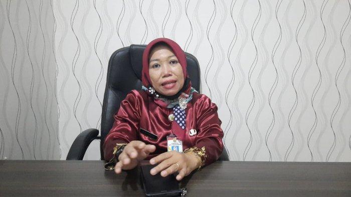 Sekretaris Dinas Penanaman Modal Pelayanan Terpadu Satu Pintu atau DPM-PTSP Tanjungpinang, Elvi Arianti, S.Pt, M.Si.