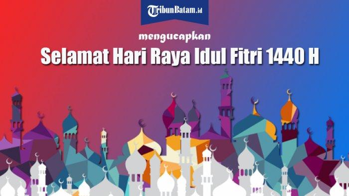 60 Ucapan Selamat Idul Fitri Maaf Lahir Batin, Segera Kirim Lewat WA, IG atau FB Sebelum Lebaran