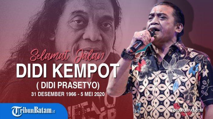 Asal Usul Nama Panggung Didi Kempot Hingga Dijuluki The Godfather of Brokenheart