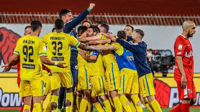 Hasil Play Off Serie B Liga Italia Hanya Menang 2-0 AC Monza Tersingkir, Final Cittadella vs Venezia