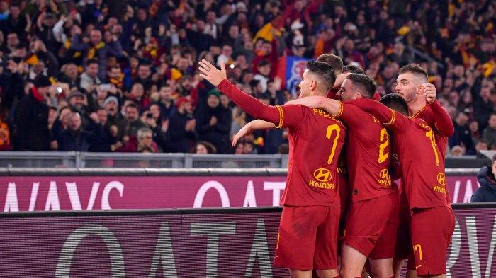 Live Streaming Sassuolo vs AS Roma di Bein Sport, Duel Seru Liga Italia Malam Ini