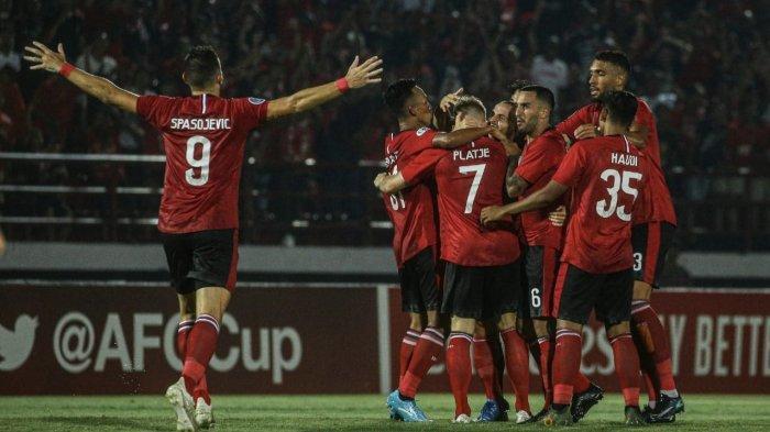 Jadwal Pertandingan Bali United di Piala AFC 2020 di Vietnam, Lawan Pertama Ceres Negros