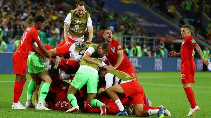 Faktor Italia, Sejarah Mencatat Inggris Bakal Juara Piala Dunia 2018. Kenapa?
