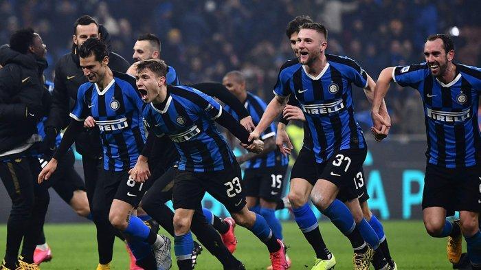 Jadwal Serie A Liga Italia Pekan 24, Juventus vs Brescia, Lazio vs Inter Milan Live RCTI