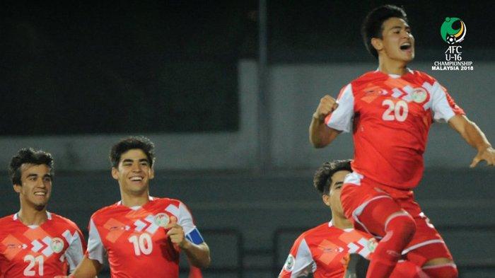 Hasil Semifinal AFC U16 2018 - Jepang Kalahkan Australia, Tajikistan Singkirkan Korea Selatan