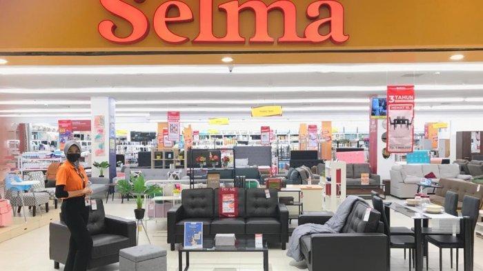 Berbelanja Online di Gerai Selma Dapat Tambahan Diskon
