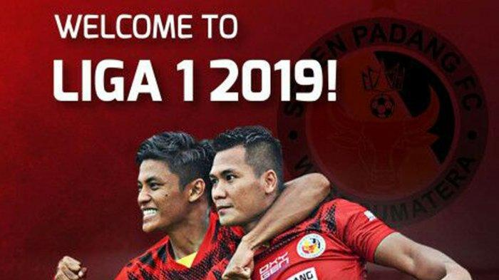 Semen Padang vs PS Tira JUMAT Besok. Ujian Pertama Kabau Sirah dengan Formasi Baru