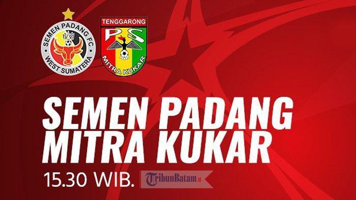 Live Streaming Semen Padang vs Mitra Kukar, Kamis (14/3) Jam 15.30 WIB, Bisa Menang Kabau Sirah?