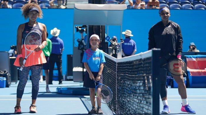 Semifinal Australia Terbuka 2021 Naomi Osaka vs Serena Williams, Kamis (18/2/2021)