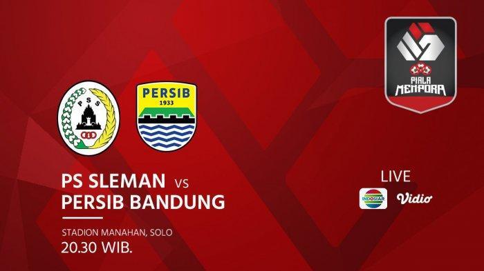 PS Sleman vs Persib Bandung Live Indosiar 20.30 WIB, Robert Rene Albert: Kami Ingin ke Final