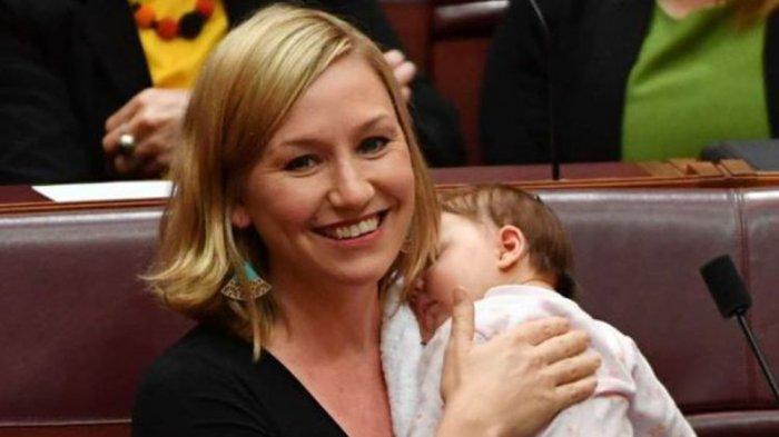 Pertama Kalinya, Anggota Dewan di Australia Ini Boleh Menyusui Bayinya Saat Sidang