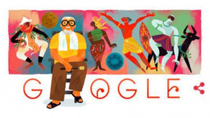 Bagong Kussudiardja - Orang Indonesia yang Jadi Sosok Google Doodle Hari Ini. Ini Dia Sosoknya