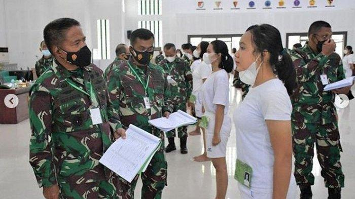 Viral Alasan Gadis yang Mendaftar Masuk TNI, Sebut Demi Buat Mantannya Menyesal