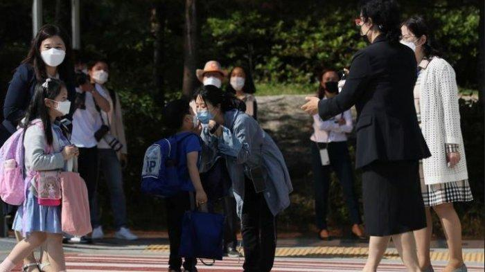 Terjadi Lonjakan Kasus Baru Virus Corona di Korea Selatan, Total 251 Sekolah Kembali di Tutup
