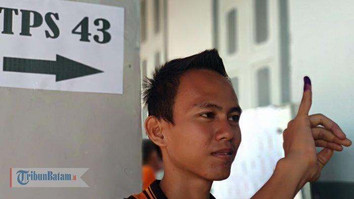 Warga Binaan di Rutan Tanjungpinang Tak Kesulitan Berikan Hak Suara, Meski Minim Sosialisasi Pemilu