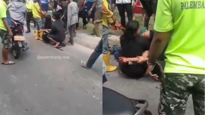 Sopir Truk yang Tembak Mati Pemalak di Palembang Ternyata Polisi, Begini Pengakuan Brigpol IP