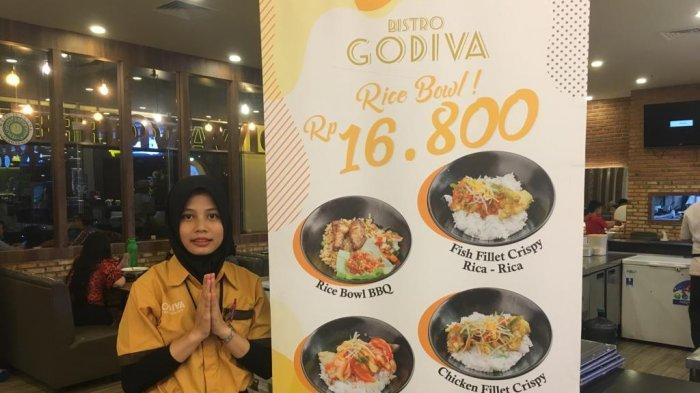Hot Plate Menu Discounts 60 Percent, Godiva Also Gives Free Beverages