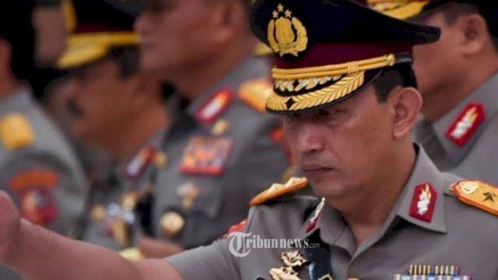 Komjen Listyo Sigit Prabowo, Calon Tunggal Kapolri