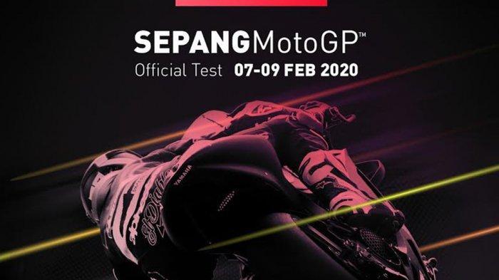 Jadwal MotoGP 2020, Hari Ini Berlangsung Test MotoGP di Sepang Malaysia, Ini Jadwalnya