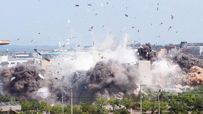 Kantor Penghubung Dihancurkan, Korea Selatan Ancam Korut: Perburuk Situasi, Kami Respon Lebih Kuat