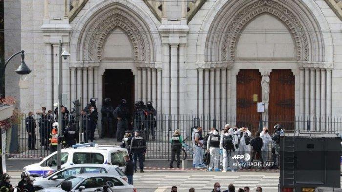 Serangan Di Gereja Perancis