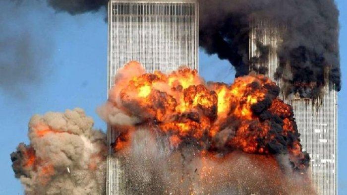 Foto-foto Mencekamnya Serangan 11 September di Menara Kembar WTC, Tewaskan 3.000 Orang