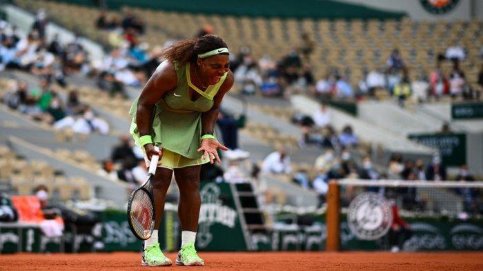 Hasil Prancis Open 2021 Tunggal Putri: Svitolina & Sabalenka Tersingkir, Serena & Azarenka Menang