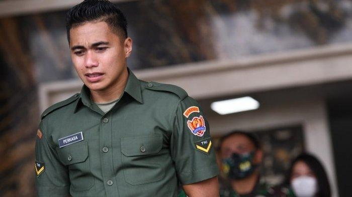 After being Appointed as a Man, Aprilio Manganang will Focus on The Indonesian Army