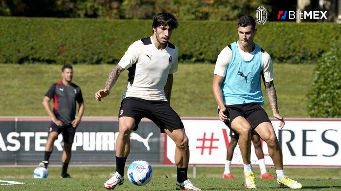 Prediksi Susunan Pemain Juventus vs AC Milan, Lima Pemain I Rossoneri Cedera