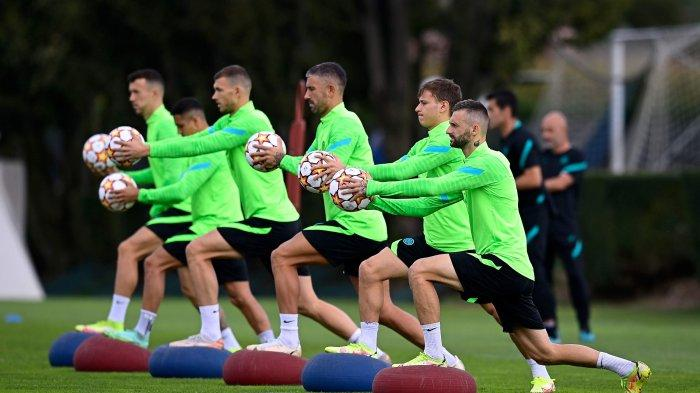 Prediksi Susunan Pemain Inter Milan vs Shakhtar Donetsk, Inzaghi Tak Ubah Formasi Pemain