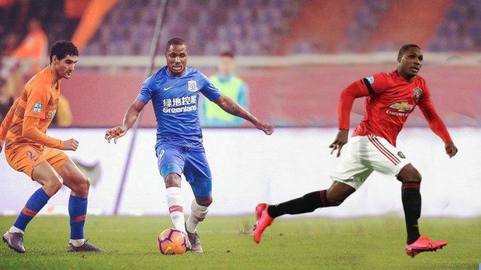 Enggan Lepas Odion Ighalo ke MU, Klub Liga China Shanghai Shenhua Tawarkan Kenaikan Gaji