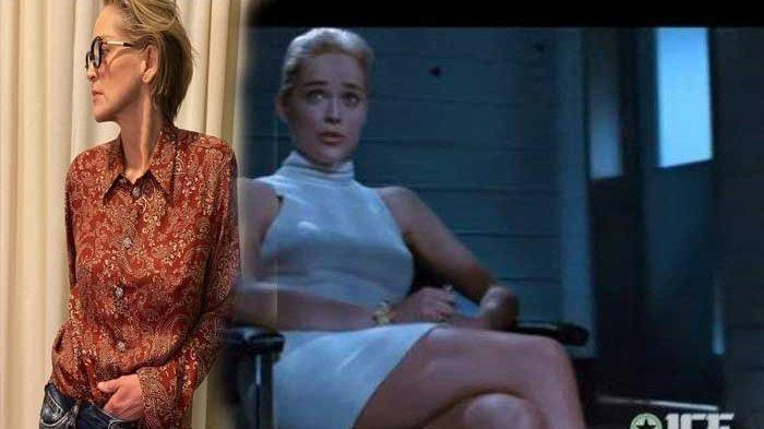 Masih Ingat Sharon Stone, Bintang Film Basic Instinct Mengaku Ditipu di Adegan Tanpa Pakaian Dalam