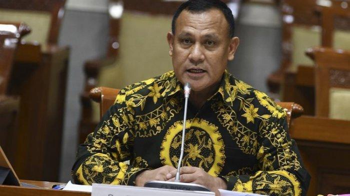 Gaji Hanya Rp 5 Juta, Tunjangan Ketua KPK Fantastis, Capai Ratusan Juta Rupiah